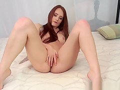 Beautiful Pornstar Enjoys Playing With Toys
