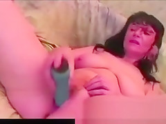 Lesbian Natural Pussies Toyfucking