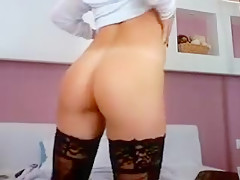Anal Loving Babe Solo
