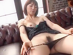 Superb Solo By Lingerie Model Izumi Manaka