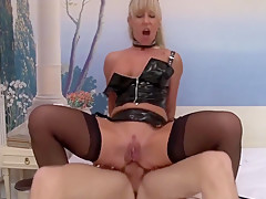 The Awesome French Milf MARINA #5 French Mommy