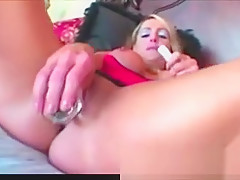 Lustfull Sporting Milf Selfmade Video