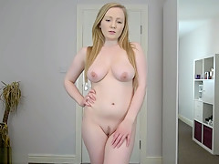 hot blonde 21 year old wants your cum