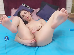 anal sex using my toy