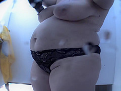 New Changing Room, Voyeur, Russian Video