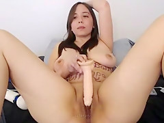 Best amateur Solo Girl, Big Tits adult movie