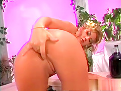 Crazy pornstar Avy Scott in hottest masturbation, blonde sex scene