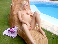 Amazing pornstar in exotic masturbation, college adult movie