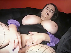 Athena Blaze - The Naughty Witch Nextdoor