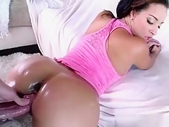 Teanna Trump Pounded Doggystyle By White Cock