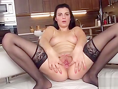 Wicked Czech Chick Gapes Her Spread Cunt To The Strange59hxd