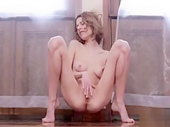 Hottie Is Sucking Dildo So Well Before Bouncing On It
