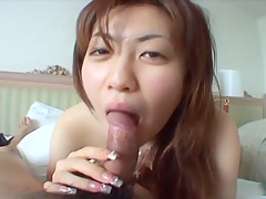 You2 sucks cock after getting fingered hardcore
