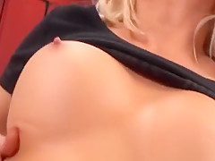 Large Rack Blondie Solo Scene