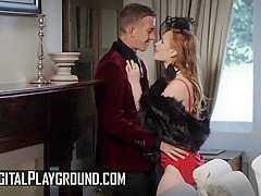 Digital Playground - Ashley Lane Ella Hughes - Uninvited Part 2