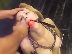 Duped Teeny Jizz Soaked