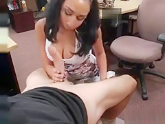 Hot Latina Chick Sells Her Wet Pussy!