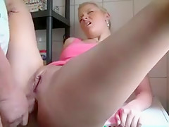 Doing Anal In The Laundry Room