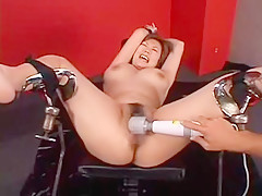 Bodacious Japanese Nympho Takes A Mouthful Of Piss And Is M