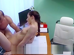 Sexy Patient Wants Smaller Cunt Lips