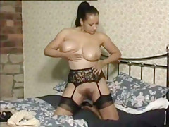 Donica Collins Aunt Strip Tease