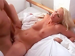 Bathroom fuck licking ass hole pussy milf