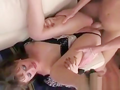 Horny Step Mother Being Fucked In The Ass