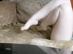 Chubby Teen With Big Tits On Cam