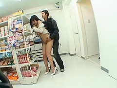 Exotic Japanese chick in Hottest Public, Hidden Cam JAV movie