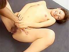 Best Japanese girl in Amazing Small Tits JAV movie