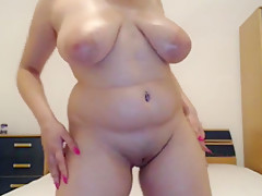 sexy curvy webcam teaser