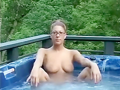 Incredible amateur Fetish, Big Tits adult video