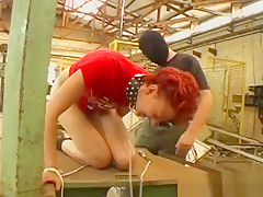 Extreme Bondage Act With Old Guy Mistreating A Doxy