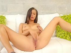 Ribald Playgirl Is Ready To Get Fucked Hard By Her Stud