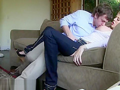 Hidden Cam Catches Cheating Wife