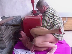 German Mature Dream