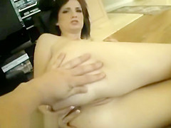 Naughty Housewife Gets An Anal Experience