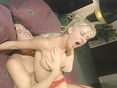 Yvonne And Nick East Get Kinky With Each Other