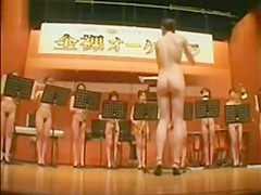 Nude orchestra