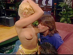 Delicious Milf Gobbles Down On His Engorged Dick
