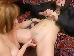 russian mom and girl 8 of 26