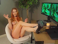 Caitlin McSwain in Dirty Work b