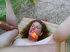 Amazing adult video Red Head hot watch show