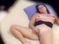 Good masturbation of not my sister on bed Hidden camm