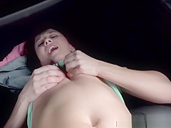 Small size and slutty Sadie gets banged