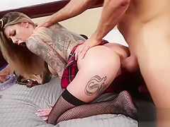 Karma RX gets pounded by big dick