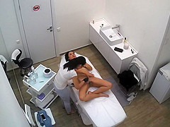 Hacked Cam - East-Russia Beauty Salon Depilation 01