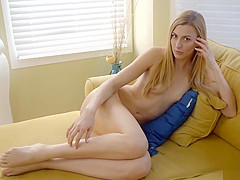 Sister fucks spying step brother