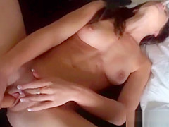 (vanessa sixxx) Alone Lovely Girl Put in Her Holes All Kind Of Sex Stuffs mov-20