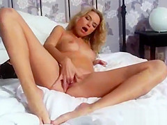 (summer breeze) Horny Alone Girl Like To Masturbate With Dildos clip-18